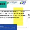 Workshop: La somministrazione del lavoro nella P.A. tra decreto dignità, rinnovi contrattuali ed ultime novità giurisprudenziali