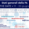Save the date – Stati Generali PA 2019