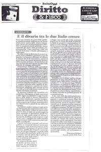 ItaliaOggi del 29 Marzo 2011
