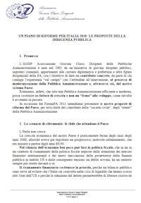 Documento del 10 Maggio 2011